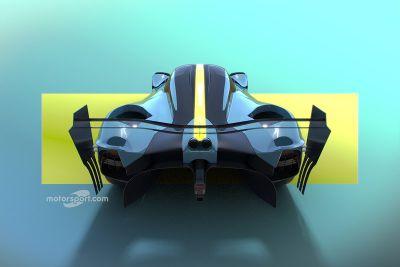 Aston Martin bejelentés