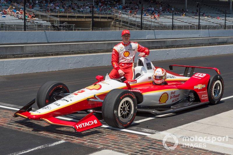 2019 - IndyCar: Josef Newgarden (Dallara-Chevrolet IR12)