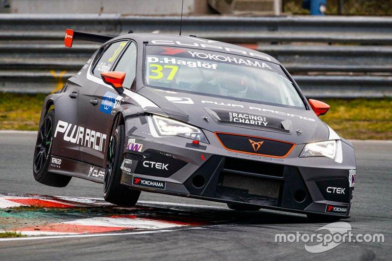 Daniel Haglöf, PWR Racing CUPRA TCR