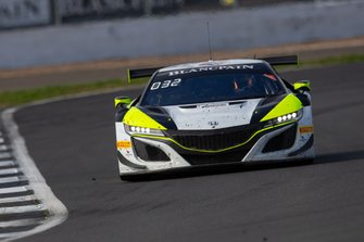 #22 Jenson Team Rocket RJN Honda Acura NSX GT3 2019: Matt McMurry, Philipp Frommenwiler, Struan Moore