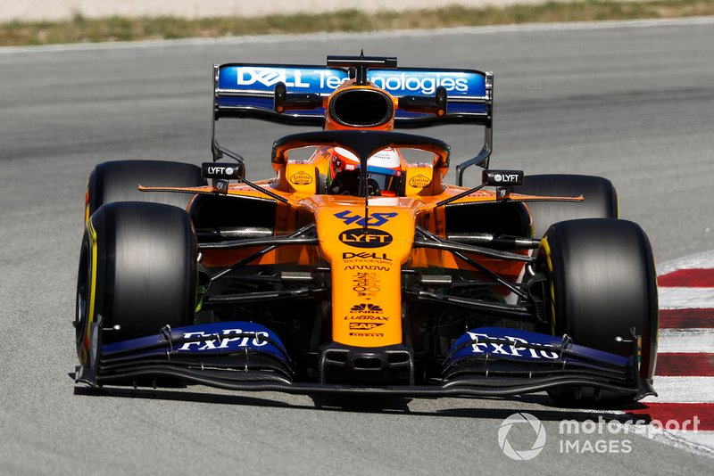 Oliver Turvey, Tester, McLaren