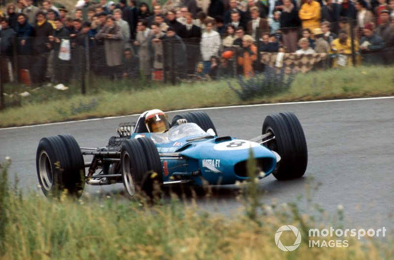 1968 Dutch GP