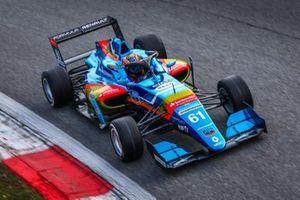 Brad Benavides, FA Racing