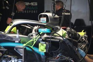 Mercedes AMG F1 W10, motore