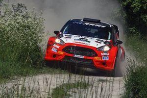 Piotr Parys, Daniel Siatkowski, Ford Fiesta Proto, Rajd Polski, Testy