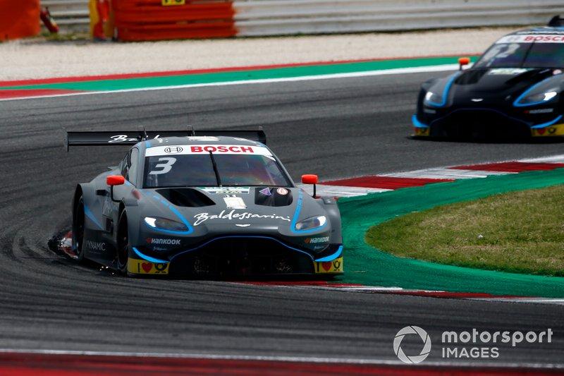 Paul Di Resta, R-Motorsport, Aston Martin Vantage AMR
