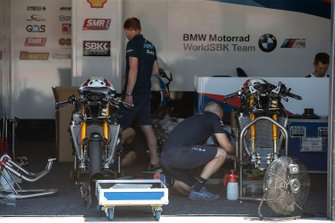 Tom Sykes, BMW Motorrad WorldSBK Team bikes