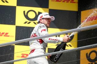 Podium: Robin Frijns, Audi Sport Team Abt Sportsline