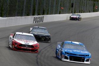 Kyle Larson, Chip Ganassi Racing, Chevrolet Camaro Credit One Bank Brad Keselowski, Team Penske, Ford Mustang Wabash National