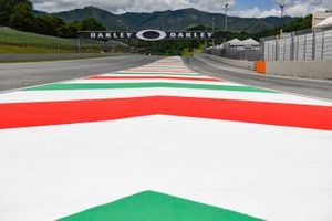 Mugello circuit overview