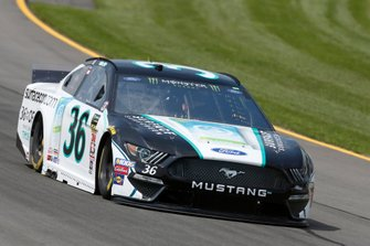 Matt Tifft, Front Row Motorsports, Ford Mustang Surface Sunscreen