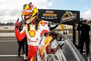Polesitter Scott McLaughlin, DJR Team Penske Ford