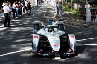 Felipe Massa, Venturi Formula E, Venturi VFE05 esce dalla pit lane