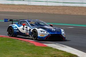 #188 Garage 59 Aston Martin Vantage AMR GT3: Chris Harris, Alexander West, Chris Goodwin