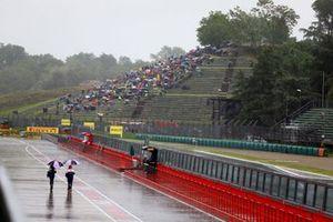Regen in Imola