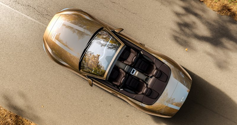 Touring Sciàdipersia Cabriolet