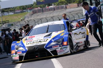 #37 Team Tom's Lexus LC500