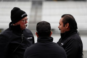 Santino Ferrucci, Dale Coyne Racing Honda, crew