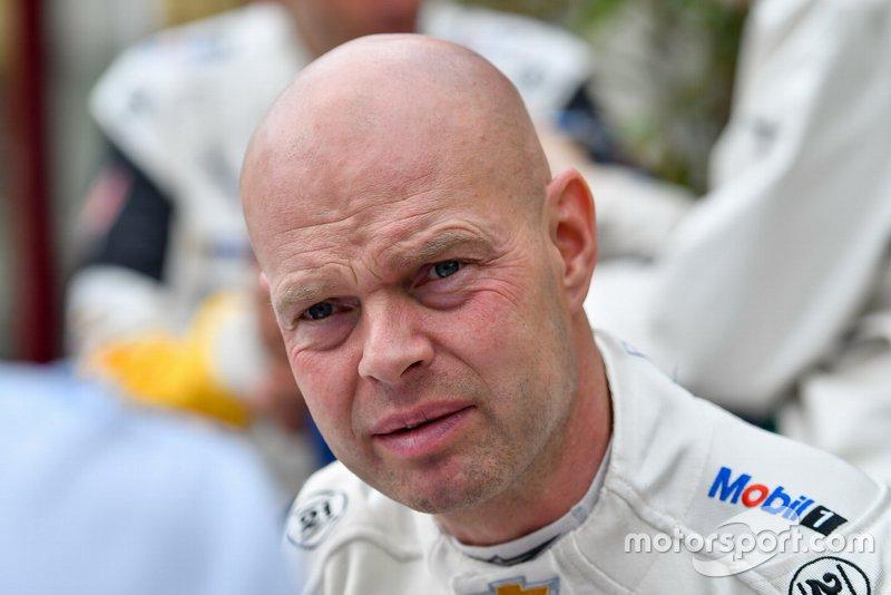 Jan Magnussen (Corvette #63): 25 GP-Starts (1995; 1997-1998)