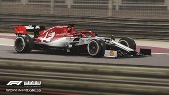 Alfa Romeo en el 'F1 2019'