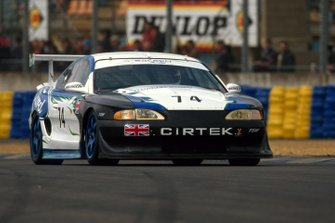 Rob Schirle, David Warnock, Michel Ligonnet, Cirtek Motorsport Ford Saleen Mustang