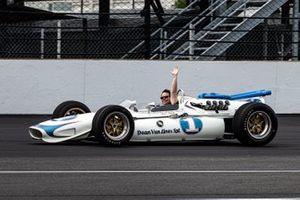 Mario Andretti vintage auto
