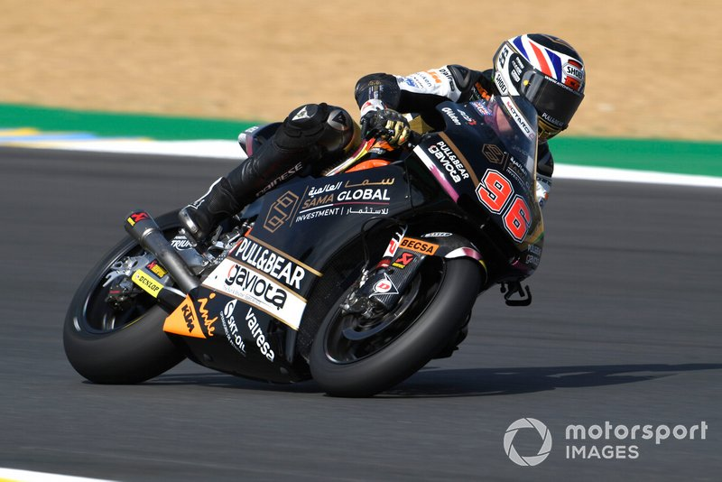 Jake Dixon, Angel Nieto Team, French Moto2 2019