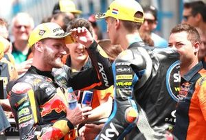 Brad Binder, KTM Ajo, Luca Marini, Sky Racing Team VR46