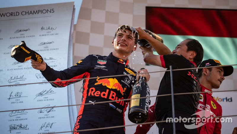 2019 Max Verstappen, Red Bull