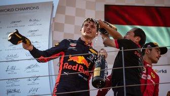 Max Verstappen, Red Bull Racing, Toyoharu Tanabe Honda F1 technisch directeur