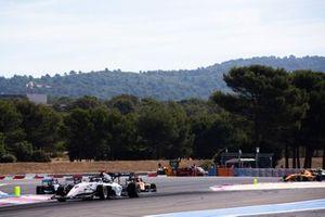 Raoul Hyman, Sauber Junior Team by Charouz and Sebastian Fernandez, Campos Racing