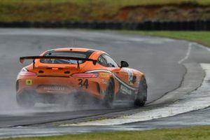 #34, Mercedes-AMG GT4, Matthew Fassnacht and Christian Szymczak