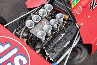 March 711: Primeiro carro de Niki Lauda na Fórmula 1