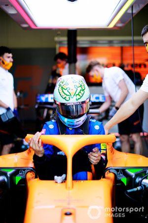 Даниэль Риккардо, McLaren F1