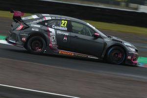 Dan Cammish, BTC Racing Honda Civic Type R