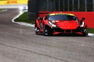 #71 Inception Racing - Ferrari 488 GTE EVO: Brendon Iribe, Ollie Millray, Ben Barnicoat