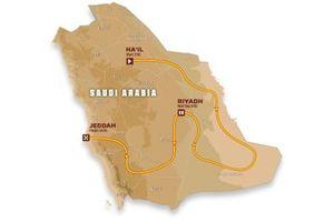 Ruta del Dakar 2022