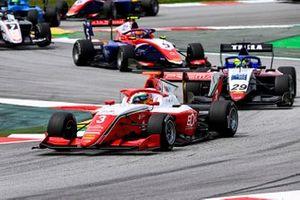 Olli Caldwell, Prema Racing, Logan Sargeant, Charouz Racing System, Clement Novalak, Trident