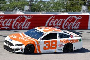 Anthony Alfredo, Front Row Motorsports, Ford Mustang We Care
