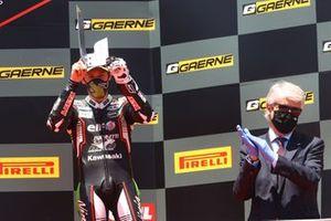 Podium: Philipp Ottl, Kawasaki Puccetti Racing