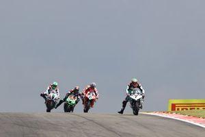 Chaz Davies, Team GoEleven, Michael Ruben Rinaldi, Aruba.It Racing - Ducati