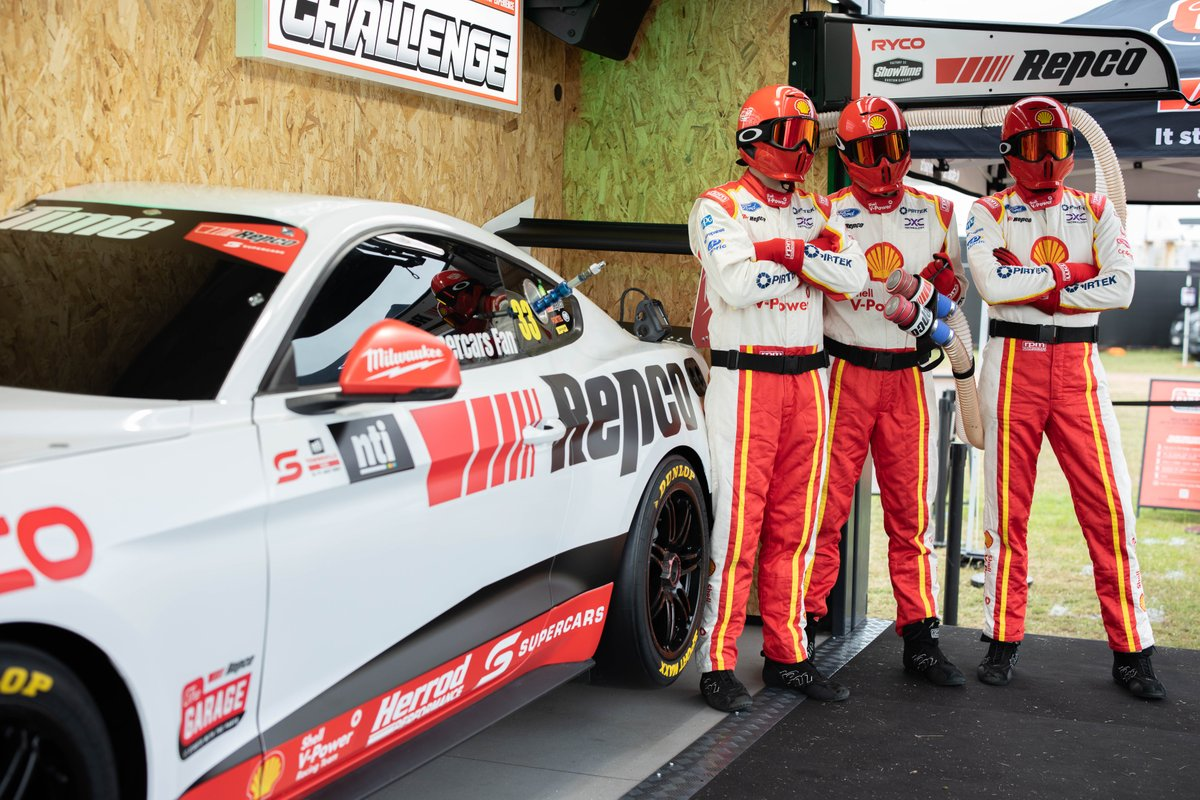 Repco Ultimate Pitstop Challenge