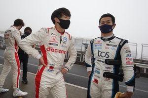 Naoki Yamamoto, TCS NAKAJIMA RACING, Nirei Fukuzumi, DOCOMO TEAM DANDELION RACING
