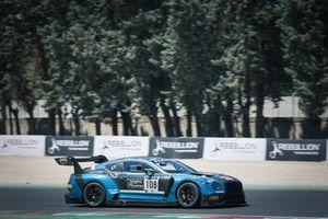 #108 CMR Bentley Continental GT3: Nelson Panciatici, Stéphane Richelmi