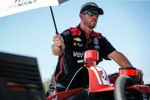 Will Power, Team Penske Chevrolet crew member