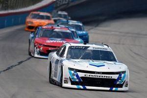 Stefan Parsons, B.J. McLeod Motorsports, Ford Mustang SOKAL Digital