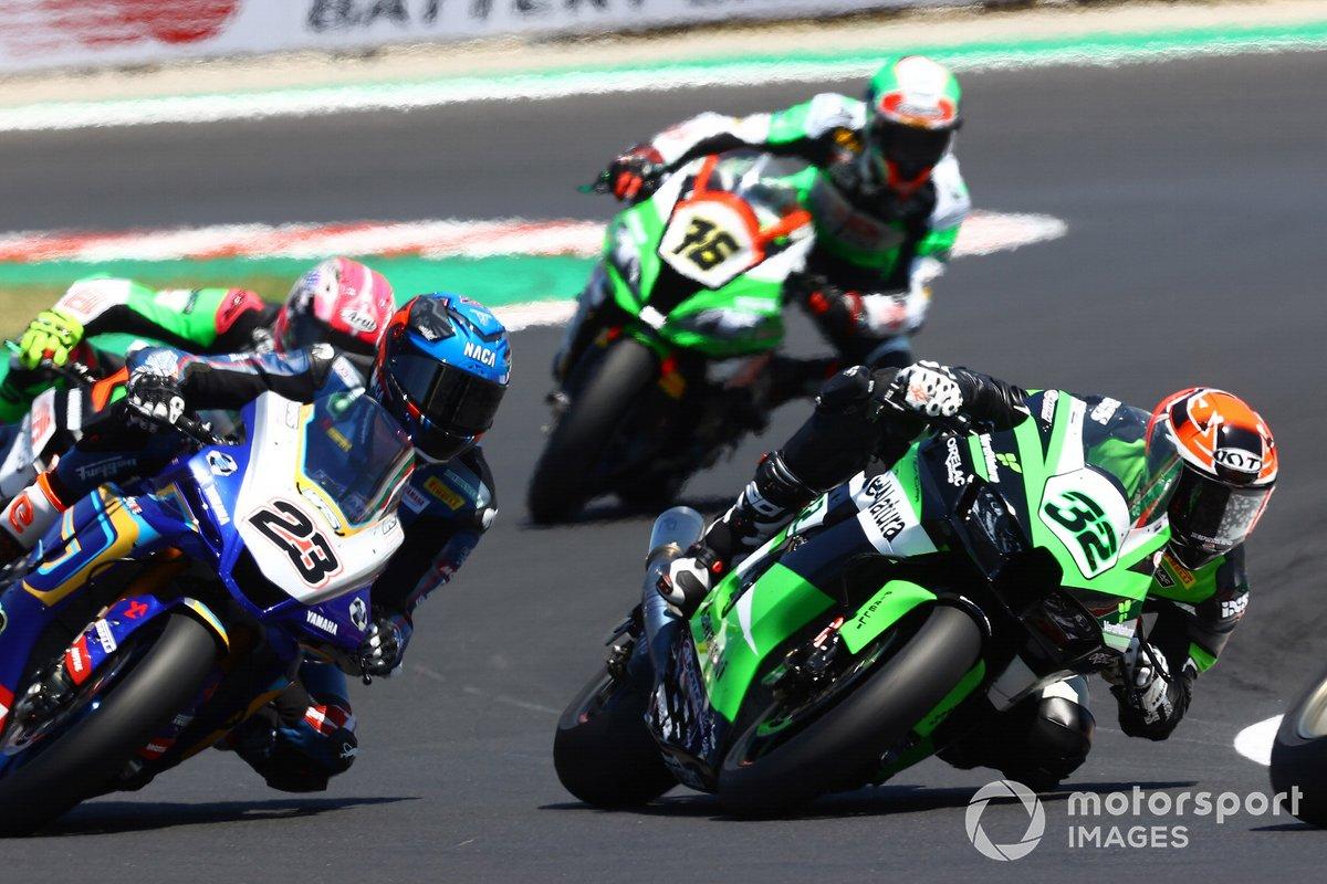 Isaac Vinales, Orelac Racing Verdnatura, Christophe Ponsson, Gil Motor Sport - Yamaha