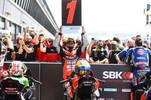 Winnaar Michael Ruben Rinaldi, Aruba.It Racing - Ducati