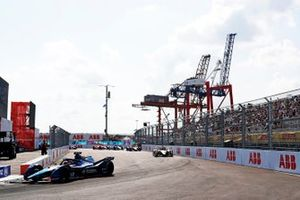 Nick Cassidy, Envision Virgin Racing, Audi e-tron FE07, Jean-Eric Vergne, DS Techeetah, DS E-Tense FE21