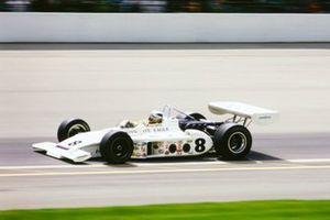 Bobby Unser, All American Racers/Oscar Olson, Eagle 73 Offenhauser